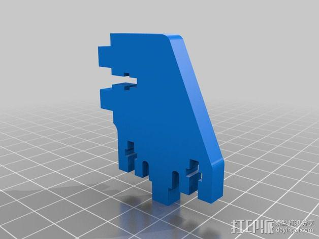 Printrbot 打印机部件 3D模型  图17