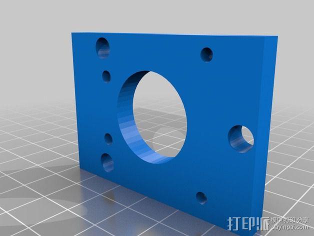 Printrbot 打印机部件 3D模型  图20