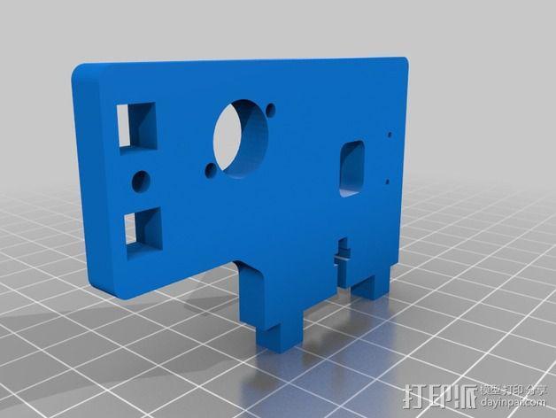 Printrbot 打印机部件 3D模型  图22