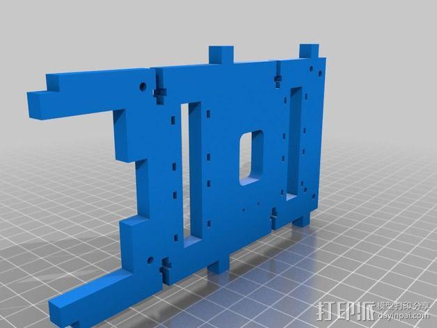 Printrbot 打印机部件 3D模型  图23