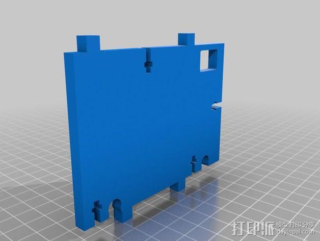Printrbot 打印机部件 3D模型  图24