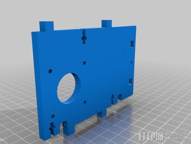 Printrbot 打印机部件 3D模型  图27