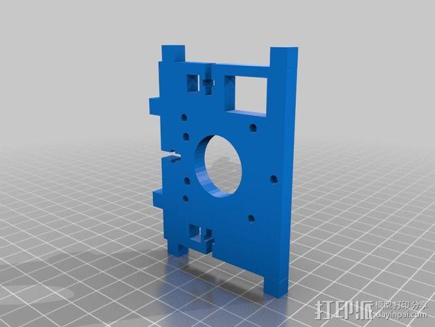 Printrbot 打印机部件 3D模型  图28