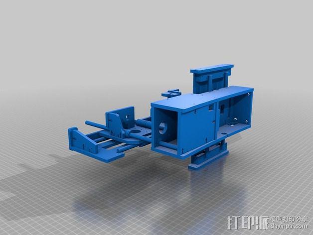 Printrbot 打印机部件 3D模型  图29