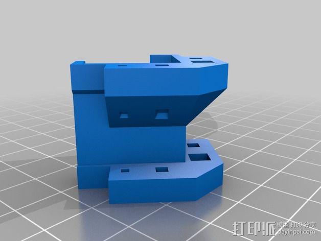 Rigidbot打印机配件 附件  3D模型  图1