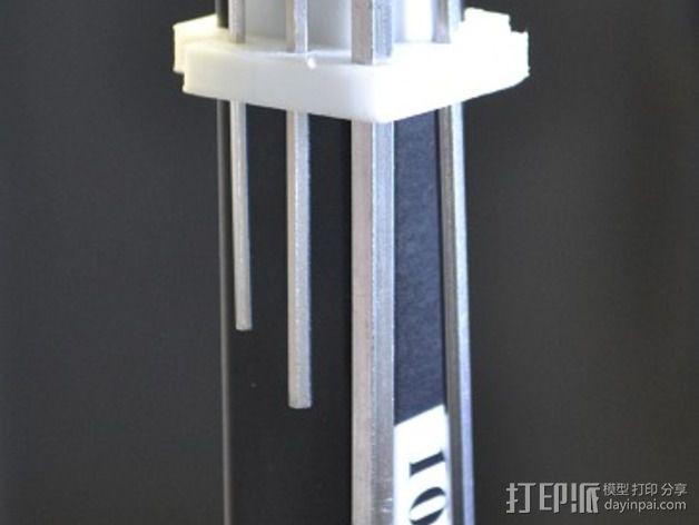Rigidbot打印机配件 附件  3D模型  图5