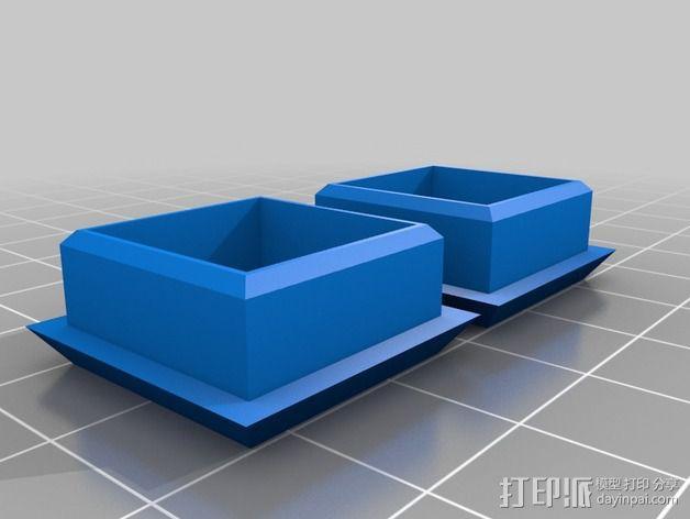 Rigidbot打印机配件 附件  3D模型  图8