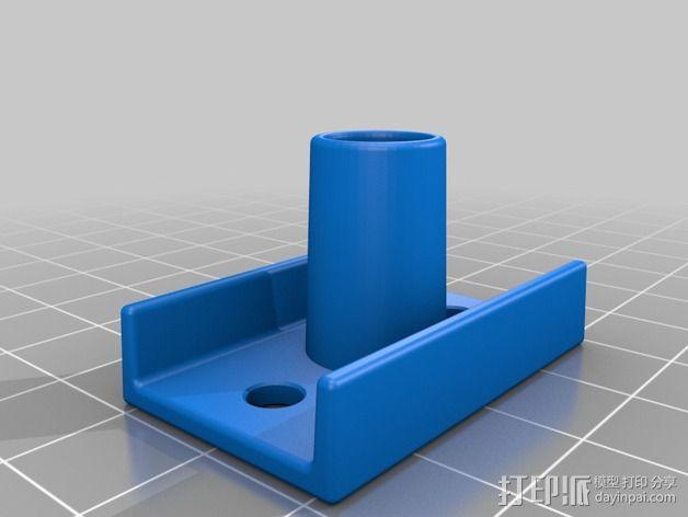 Rigidbot打印机配件 附件  3D模型  图7