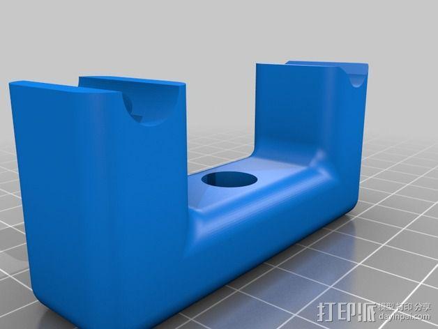 RigidBot 打印机打印床调平器  3D模型  图2