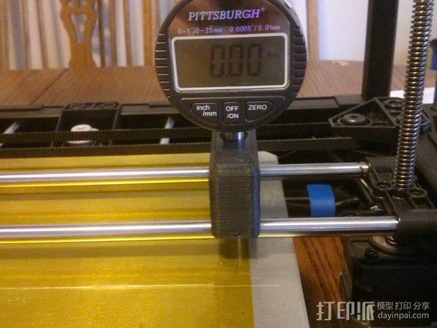 RigidBot 打印机打印床调平器  3D模型  图3