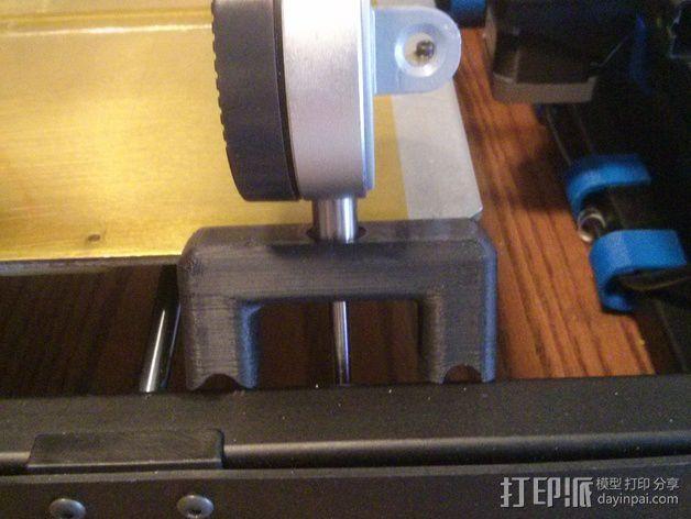 RigidBot 打印机打印床调平器  3D模型  图5