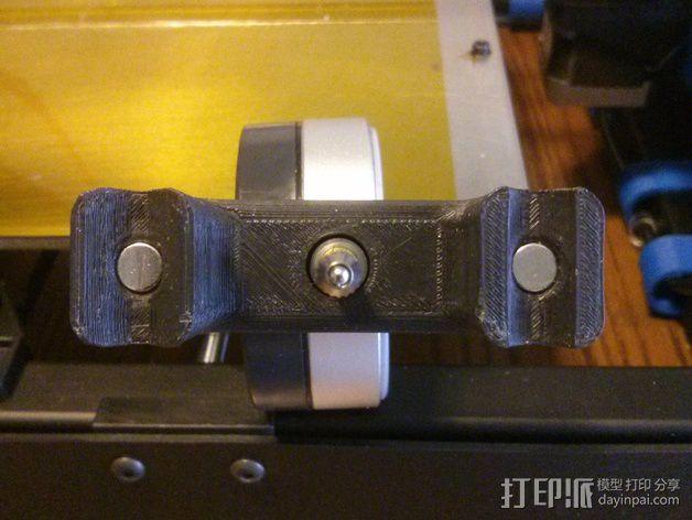 RigidBot 打印机打印床调平器  3D模型  图6