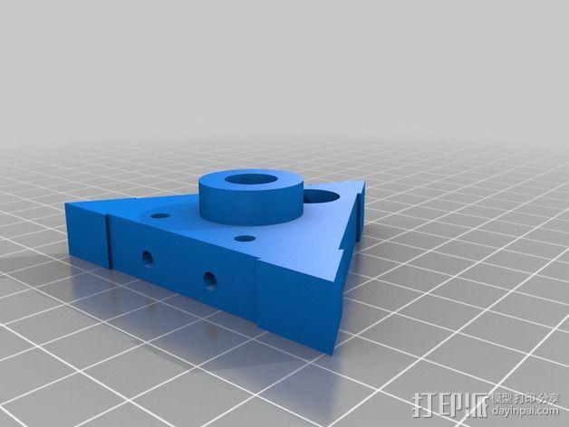 磁力耦合器 3D模型  图3