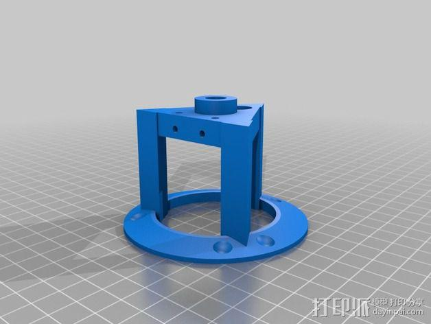 磁力耦合器 3D模型  图5