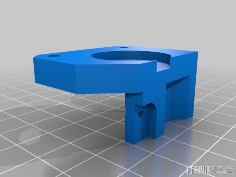 弹性挤出机 3D模型  图5