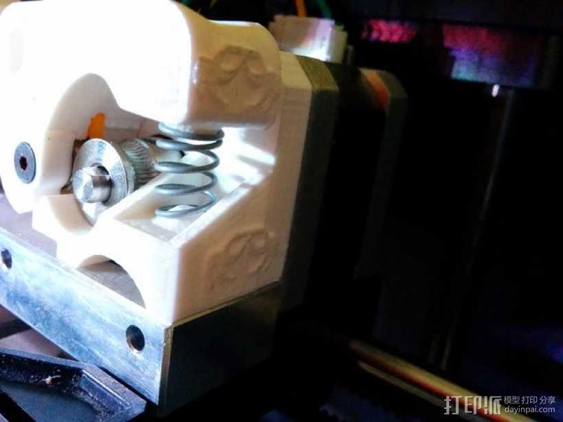 弹性挤出机 3D模型  图8