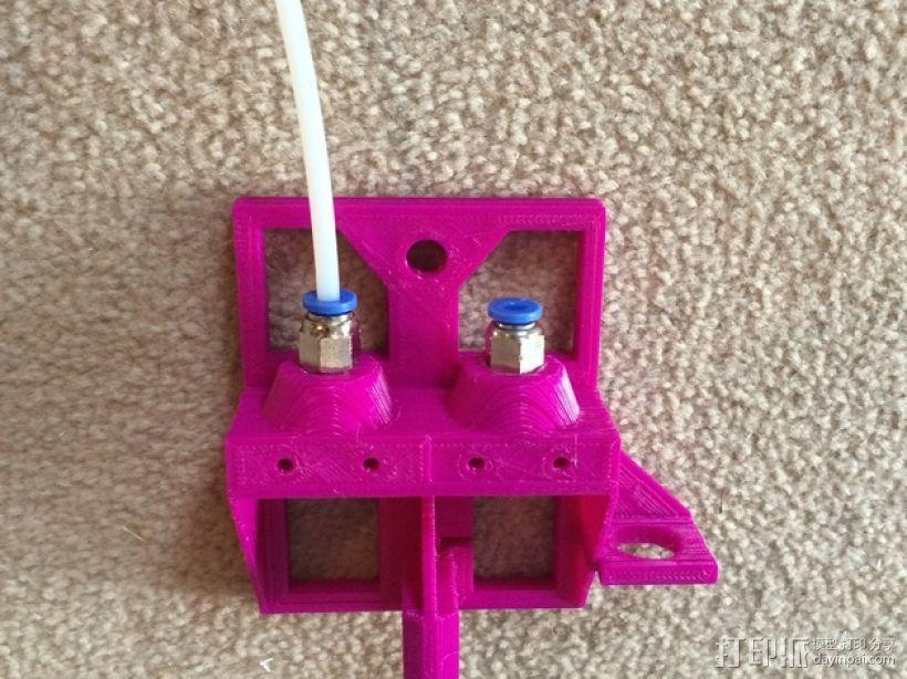 Printrbot Simple双挤出机 3D模型  图1