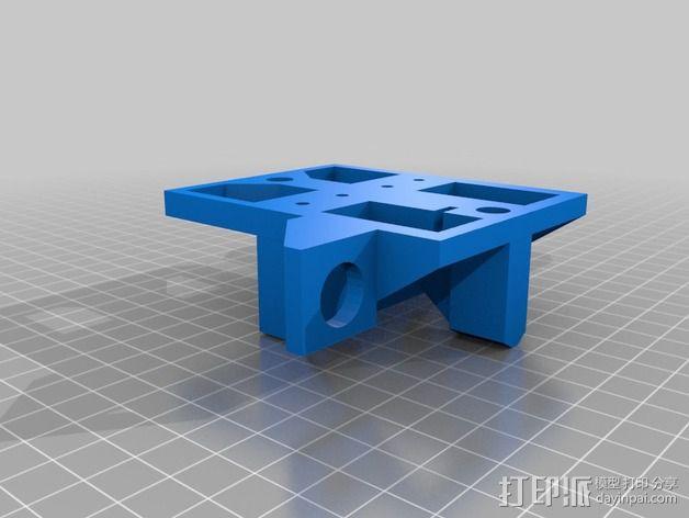 Printrbot Simple双挤出机 3D模型  图2
