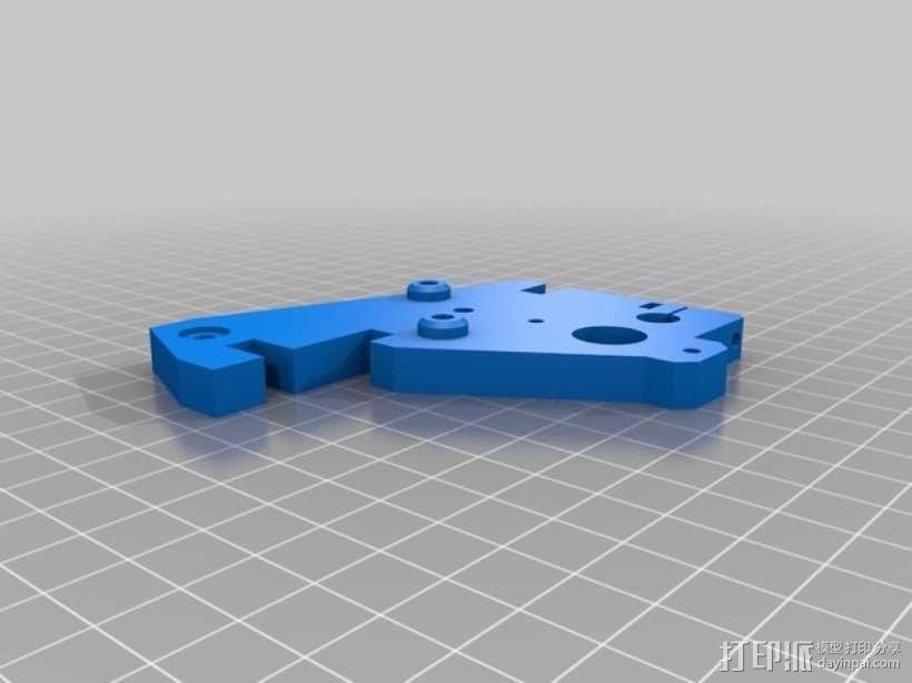 prusa i3打印机Z轴马达 3D模型  图4