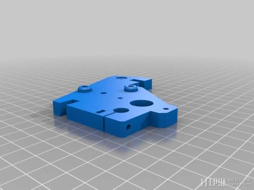prusa i3打印机Z轴马达 3D模型  图5