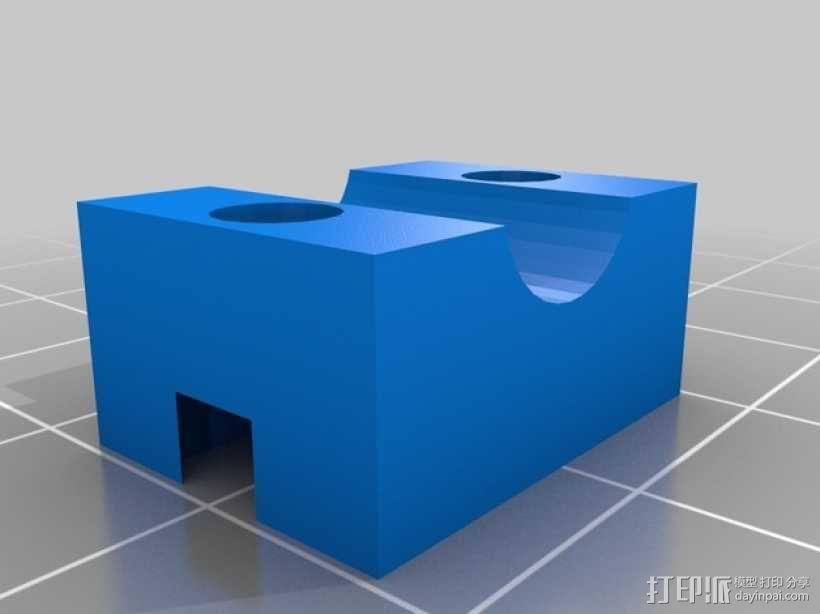 prusa i3打印机Z轴马达 3D模型  图8