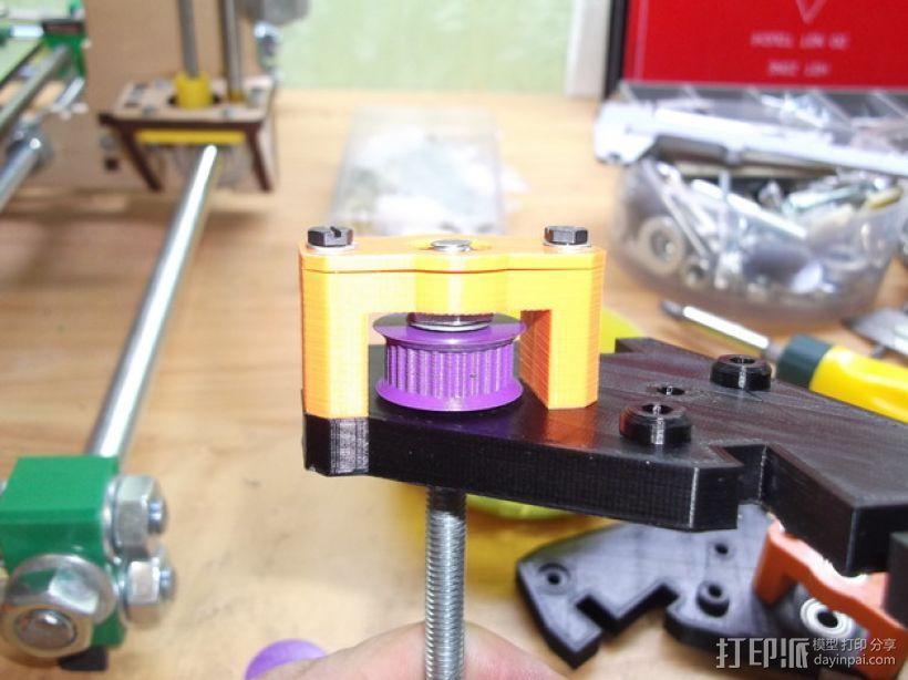 prusa i3打印机Z轴马达 3D模型  图18