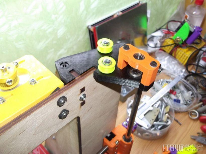 prusa i3打印机Z轴马达 3D模型  图26