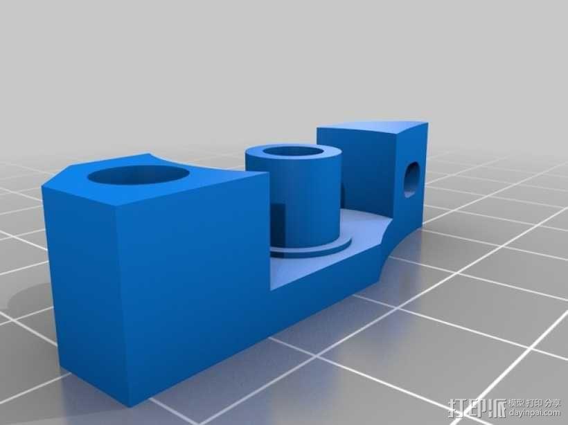 3D激光雕刻机 打印机 3D模型  图6