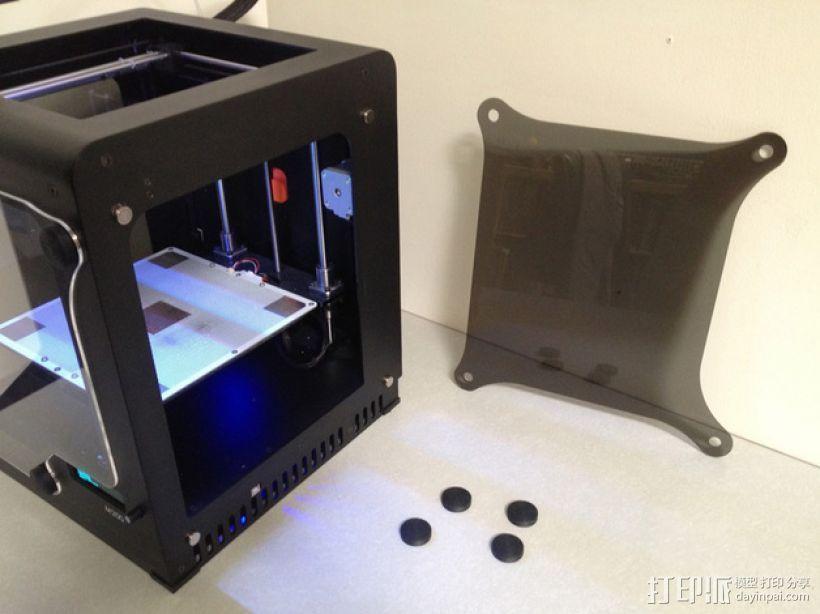 Zortrax M200 3D 打印外壳 打印机外罩 3D模型  图5