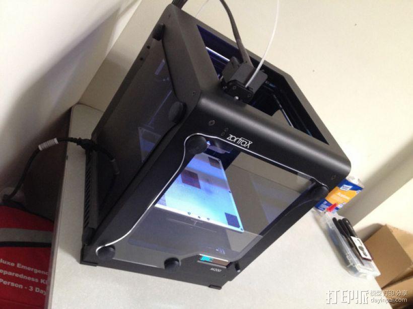 Zortrax M200 3D 打印外壳 打印机外罩 3D模型  图10