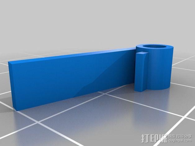 限位开关 3D模型  图11
