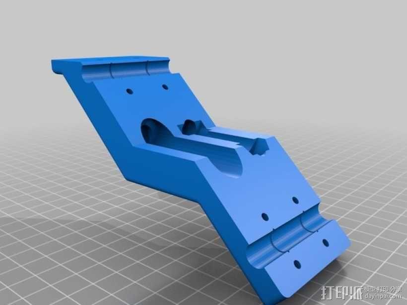 Creator 3D打印机套件 3D模型  图4