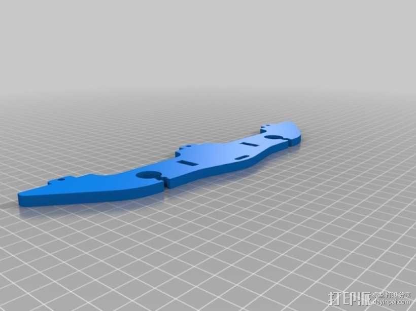 Creator 3D打印机套件 3D模型  图5