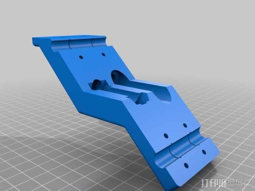 Creator 3D打印机套件 3D模型  图8