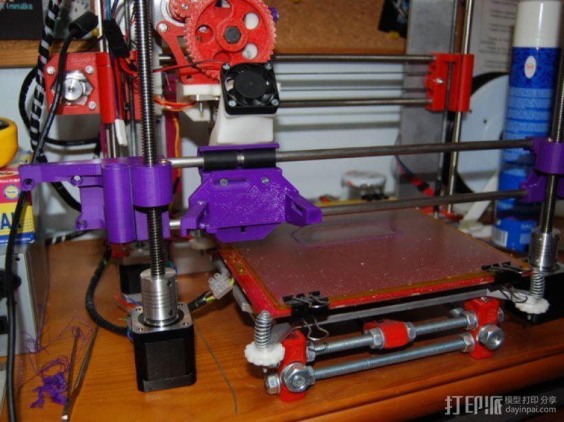 Prusa i3打印机连接器支架 3D模型  图9
