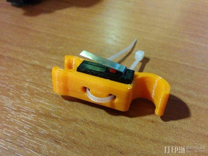 prusa i3 打印机限位开关 3D模型  图5