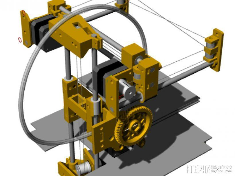 Tantilot打印机 3D模型  图16
