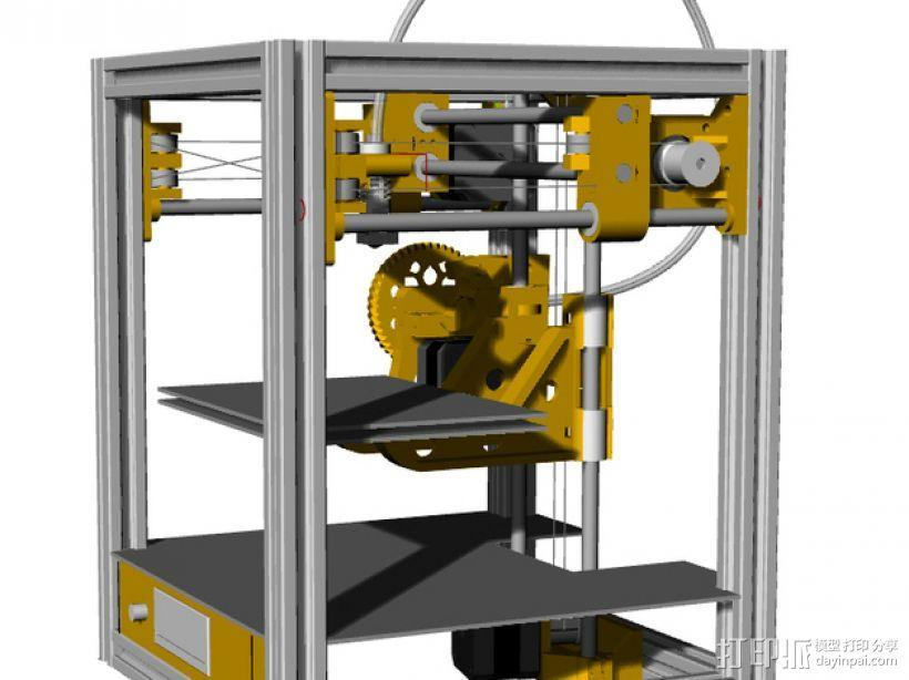Tantilot打印机 3D模型  图14