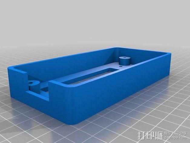 Prusa I3 打印机液晶显示屏支架 3D模型  图6