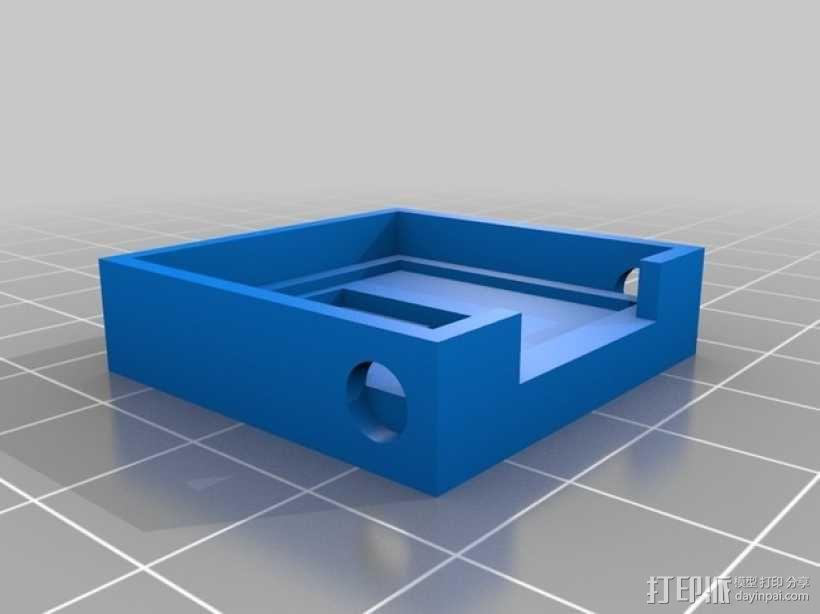 Raspberry Pi树莓派电路板支架 3D模型  图11