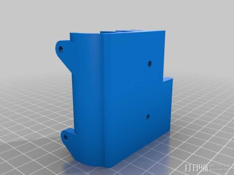 螺杆固定器 3D模型  图3