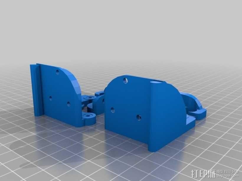 螺杆固定器 3D模型  图7
