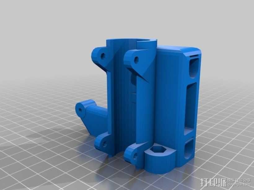 螺杆固定器 3D模型  图6