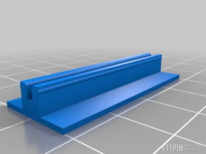 K8200 打印机外框轮廓罩 3D模型  图4