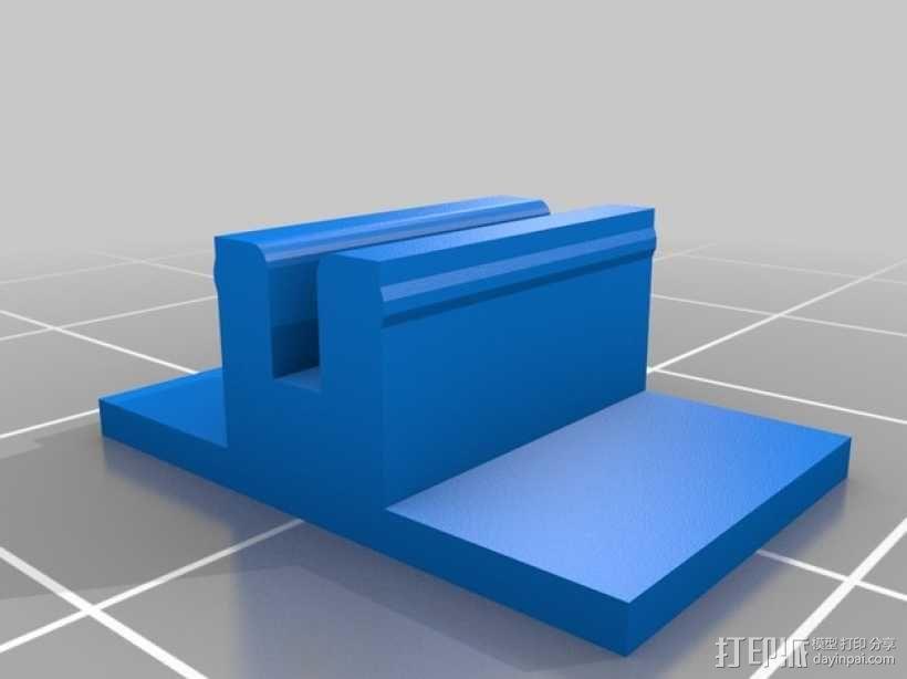K8200 打印机外框轮廓罩 3D模型  图5