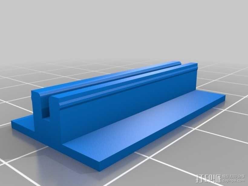 K8200 打印机外框轮廓罩 3D模型  图8