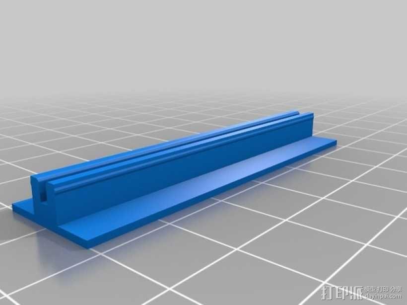 K8200 打印机外框轮廓罩 3D模型  图7