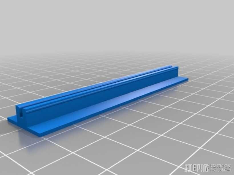 K8200 打印机外框轮廓罩 3D模型  图10