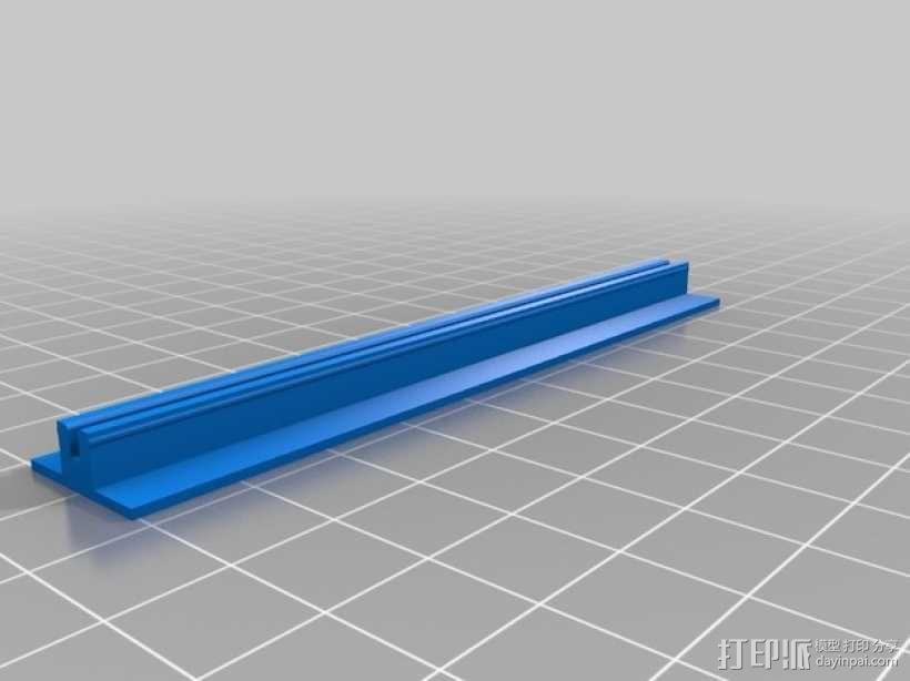 K8200 打印机外框轮廓罩 3D模型  图13