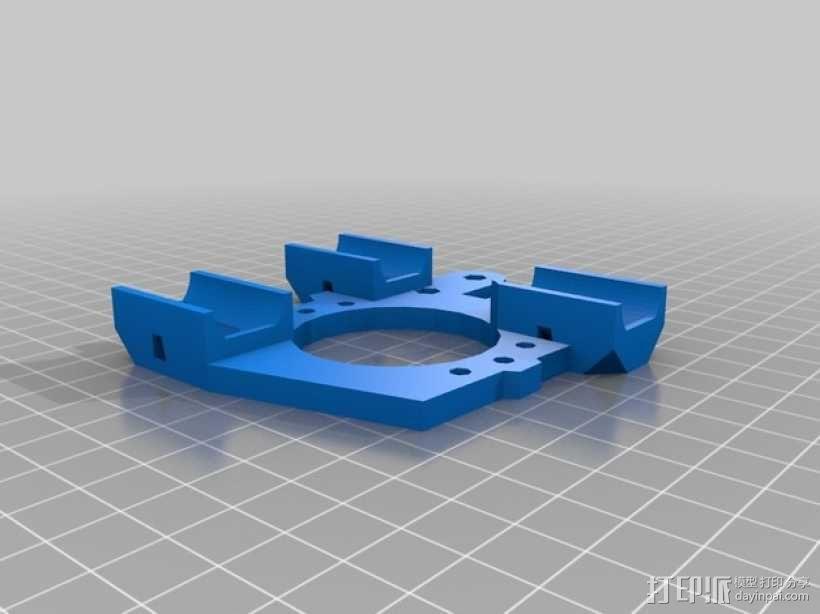 自制Prusa IT2打印机 3D模型  图2